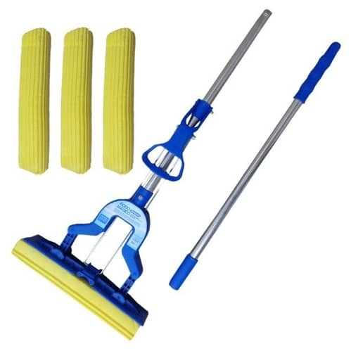 Rodo Mágico Absorvente Limpa e Seca